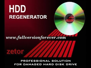 Download latest full version of HDD Regenerator for Windows