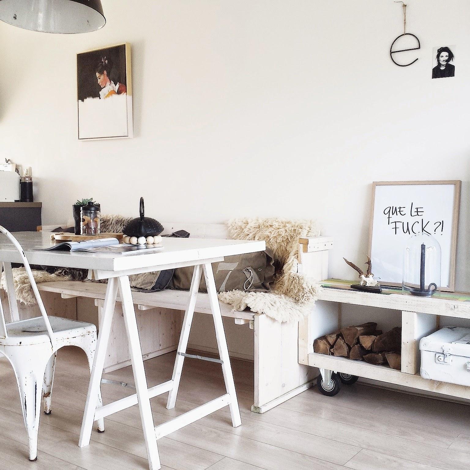 Marieke rusticus styling eigen huis en tuin op bezoek for Opklapbed eigen huis en tuin
