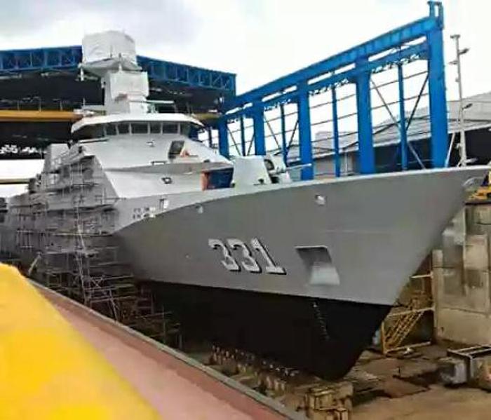 Fregat PKR 10514 PT PAL