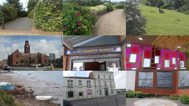Day trip to Barrow-in-Furness, UK