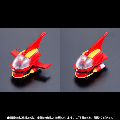 Bandai Soul of Chogokin DX Mazinger Z Jet Scander Tamashii Exclusive Set
