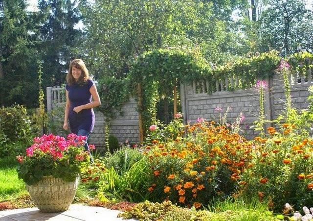 Malowniczy ogród 2012 r