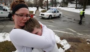 ohio school shooting, 1 dead