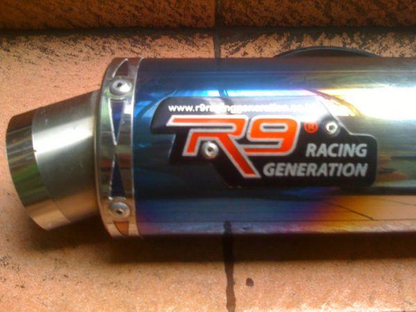Harga-harga Knalpot R9 Racing Generation title=