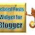 Simple Recent Posts Widget For Blogger