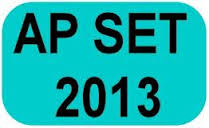 APSET Hall Ticket 2013 Download | APSET Admit Card 2013