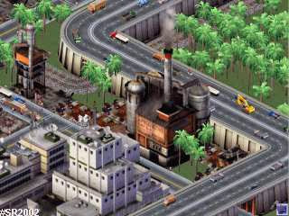 Free Download Pc Games SC3K:  SimCity 3000-full Version