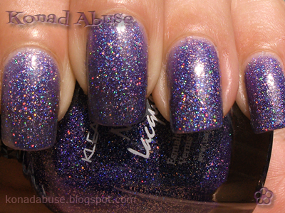 Kleancolor Holo Chrome Swatch