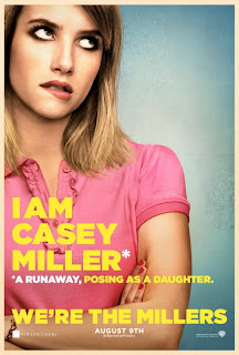 We're the millers Emma Roberts Poster