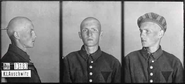 Lucjan Gutowski nr obozowy 13183 (przeżył obozy)