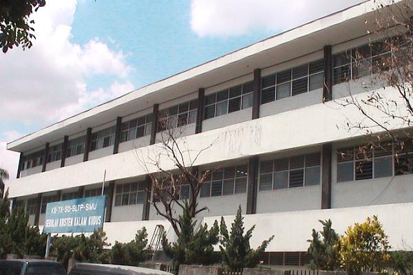 SMA Kristen Kalam Kudus Jakarta