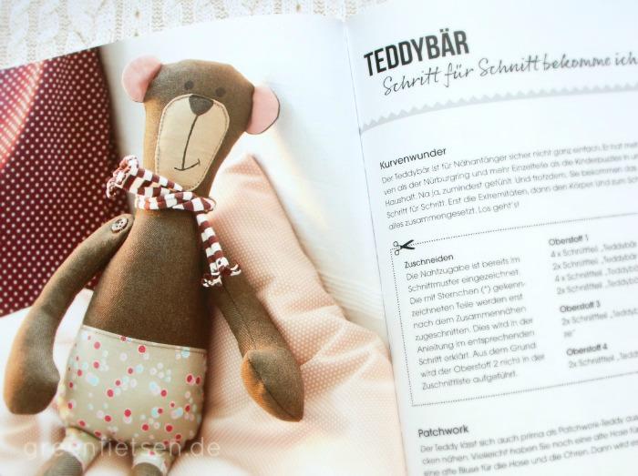 Buchrezension: Nähen für absolute Anfänger - mit 16 einfachen Projekten nähen lernen - Miriam Dornemann/Anja Wägele