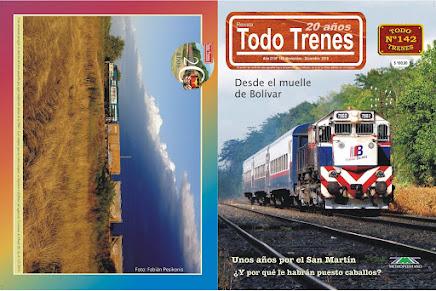 Revista Todo Trenes Numero 142