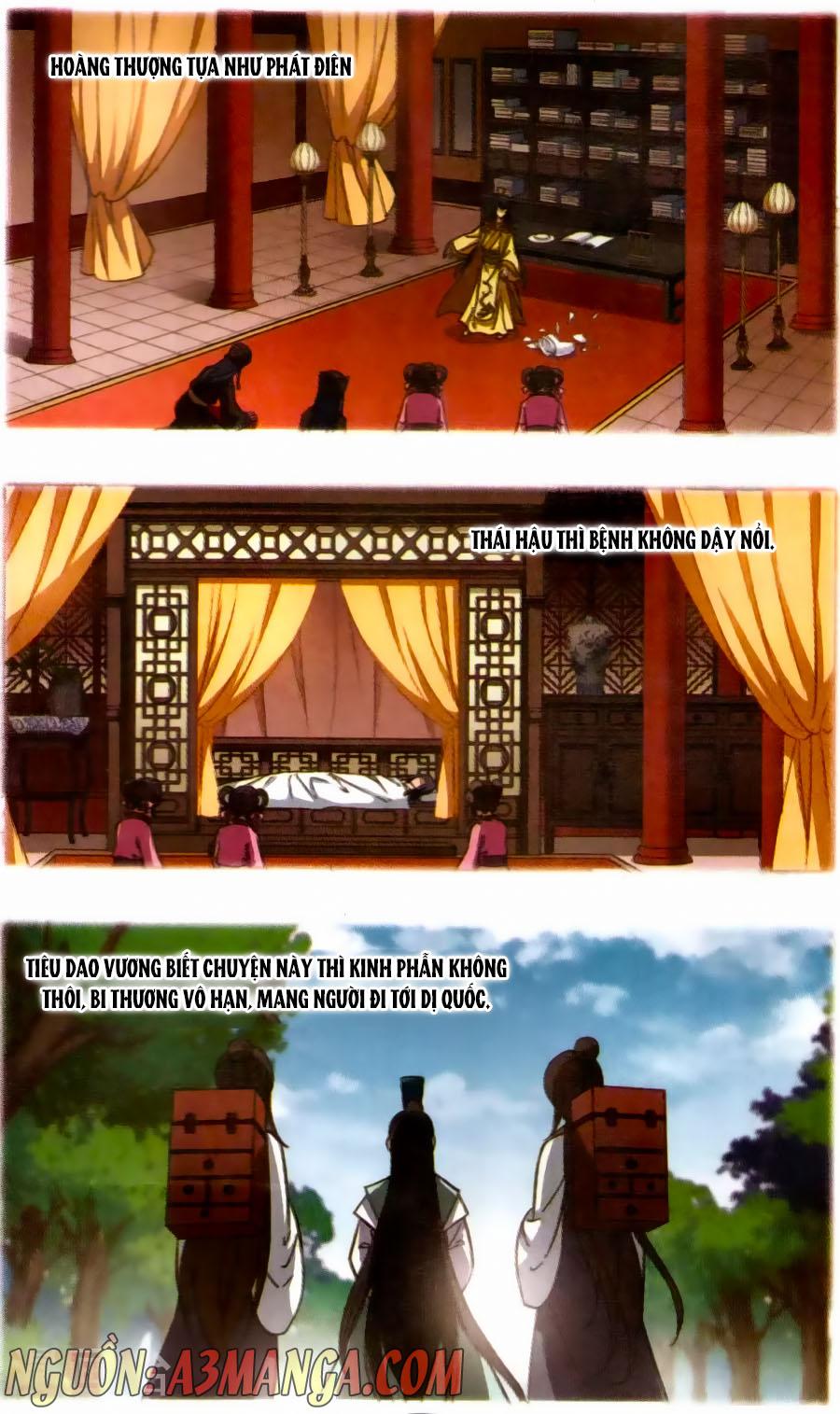 Phượng Nghịch Thiên Hạ Chapter 122 - Hamtruyen.vn