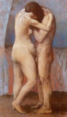 L'abraçada - Pablo Picasso