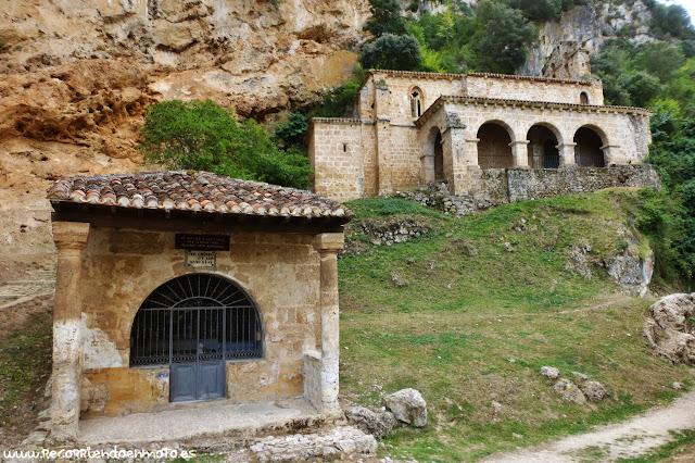 Ermita de Sta. María de la Hoz y Ermita del C. de los Remedios