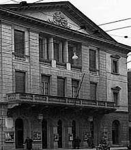 1925 AL PRIMO PIANO DEL TEATRO NUOVO