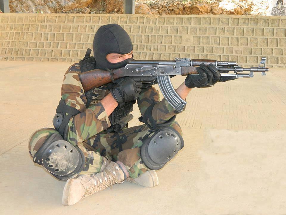 Legend SSG AweSome Style Pak Army