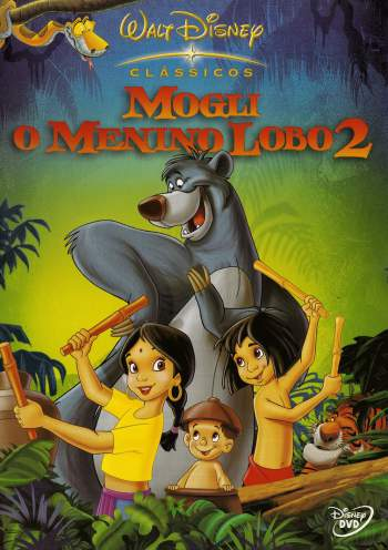 Mogli: O Menino Lobo 2 Torrent - BluRay 720p Dublado