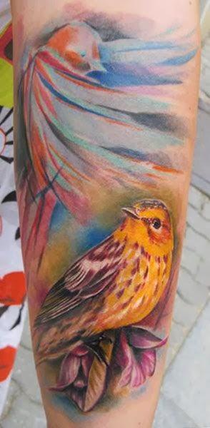 Best Animal Tattoos, Best Bird Tattoos