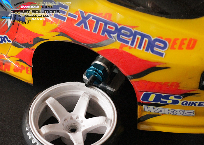 Re Xtreme Rc Basic Wheel Offset Solutions