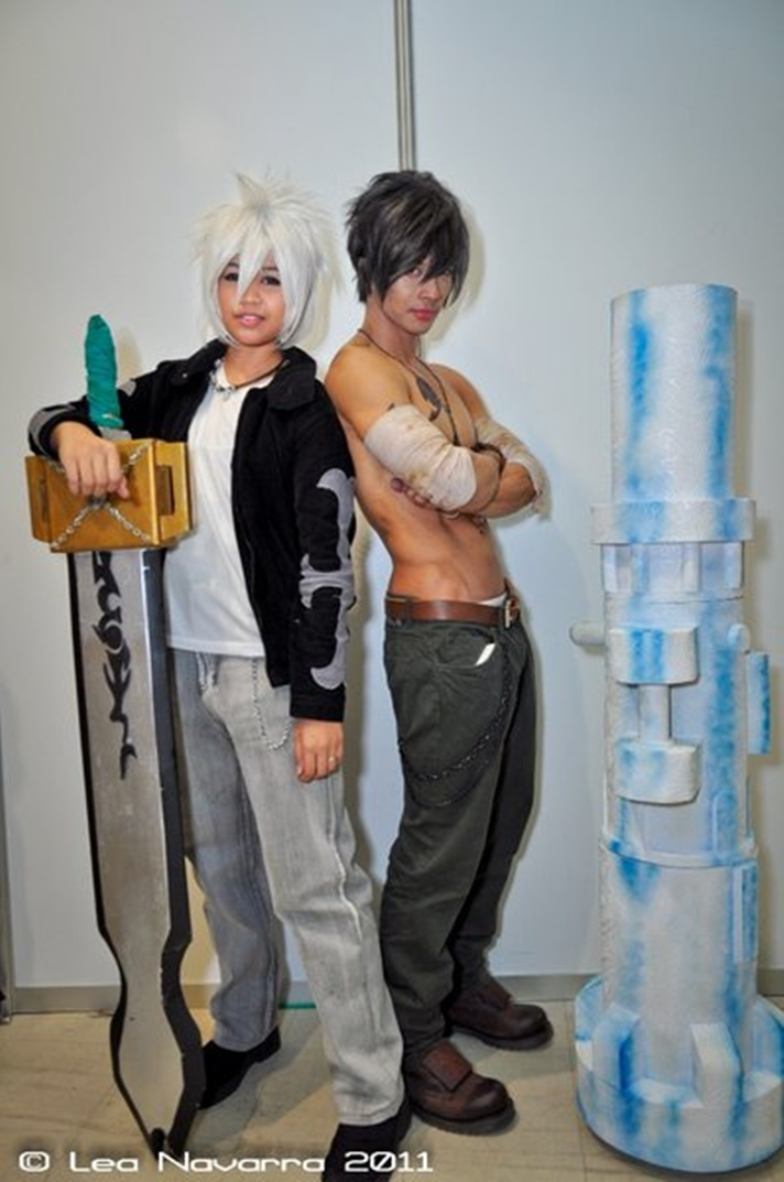Fairy Tail Cosplay : Gray Fullbuster | Anime Festival Asia ...