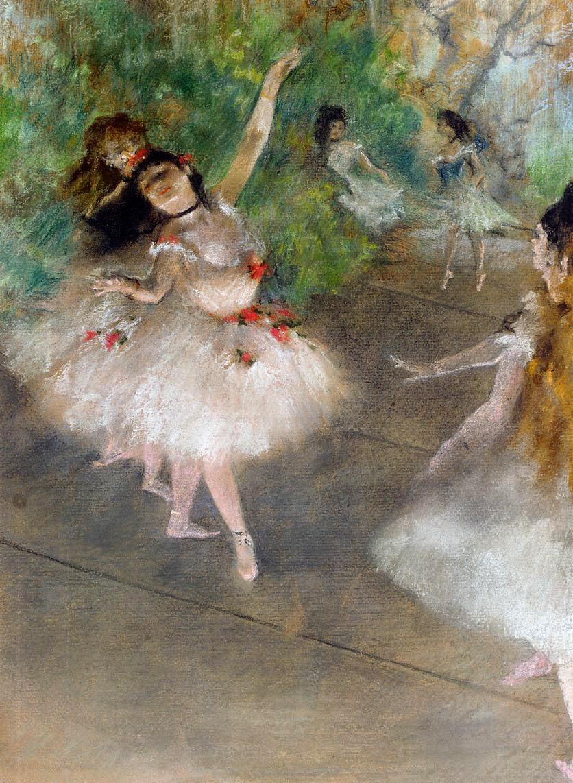 Paintings of Spring: Edgar Degas (19 iulie 1834 – 27 ...