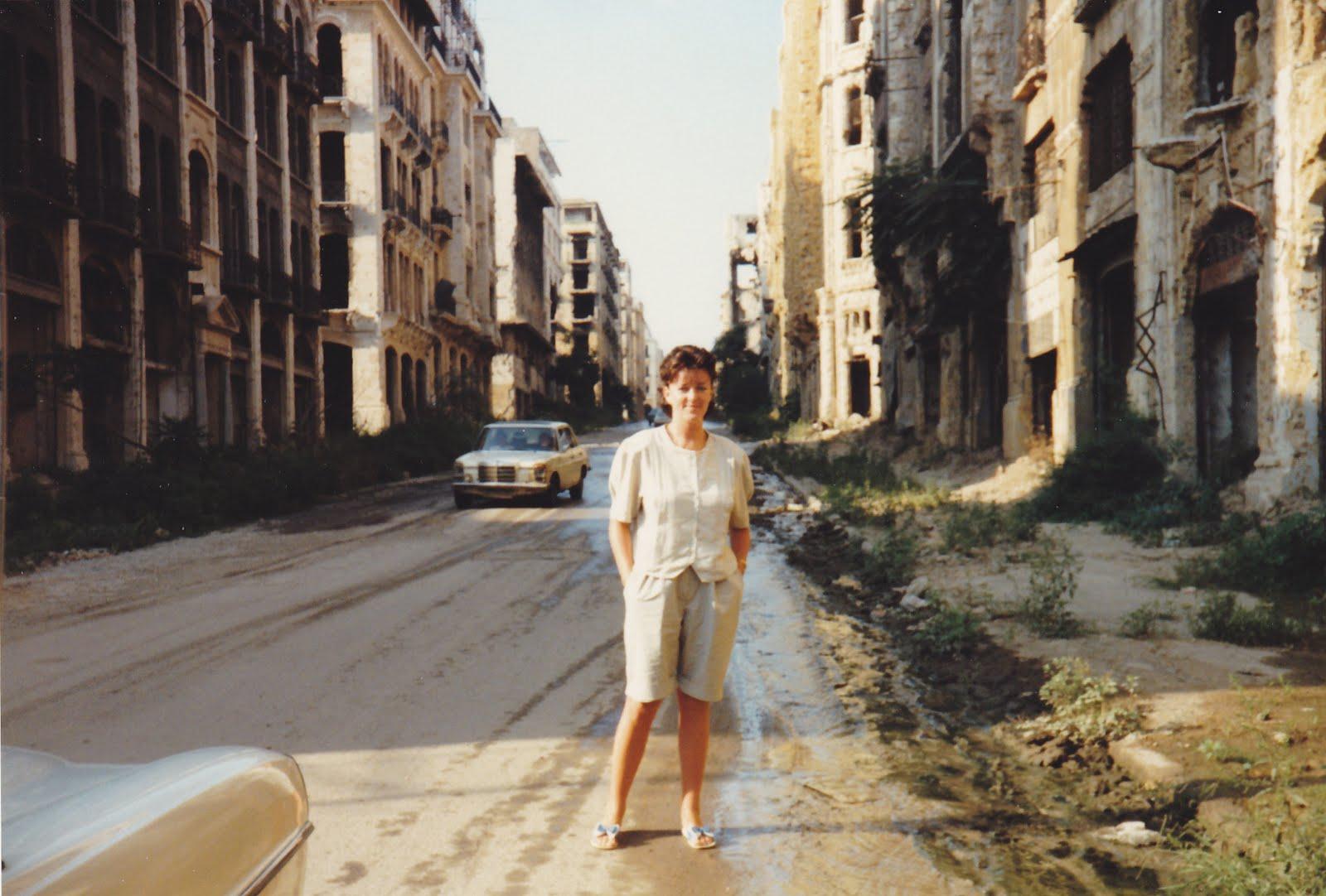 Old Beirut Luvlebanon
