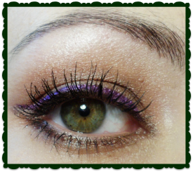 Maquillaje Navidad: Plum de The Body Shop