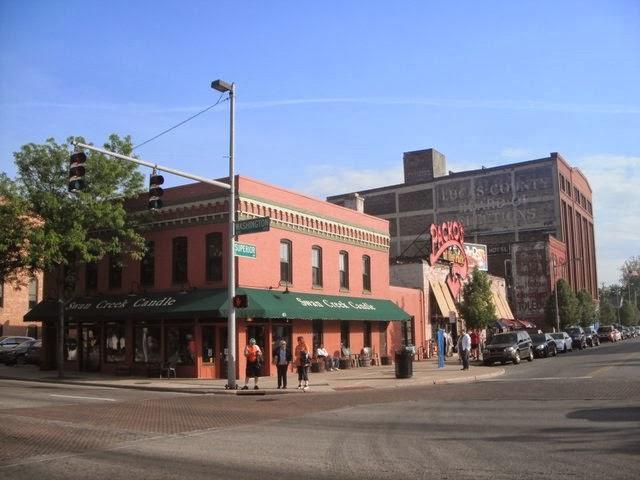 Many Of The Blocks Immediately Surrounding Ballpark Now Offer Bars And Restaurants