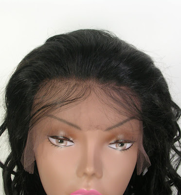 Applying A Lace Front Wig Without Tape Or Glue 61