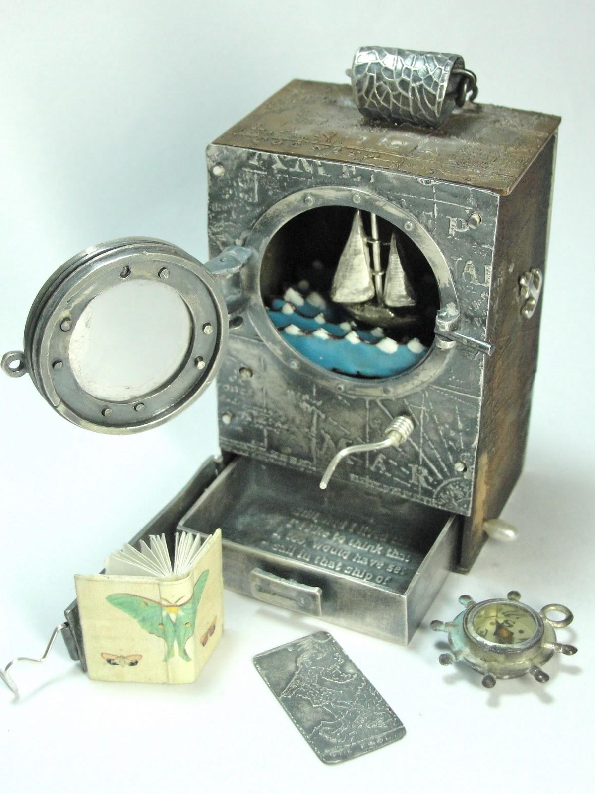 Kim Nogueira. Petits bijoux d'automates... dans MECHANICAL SCULPTURES DSC04715_2