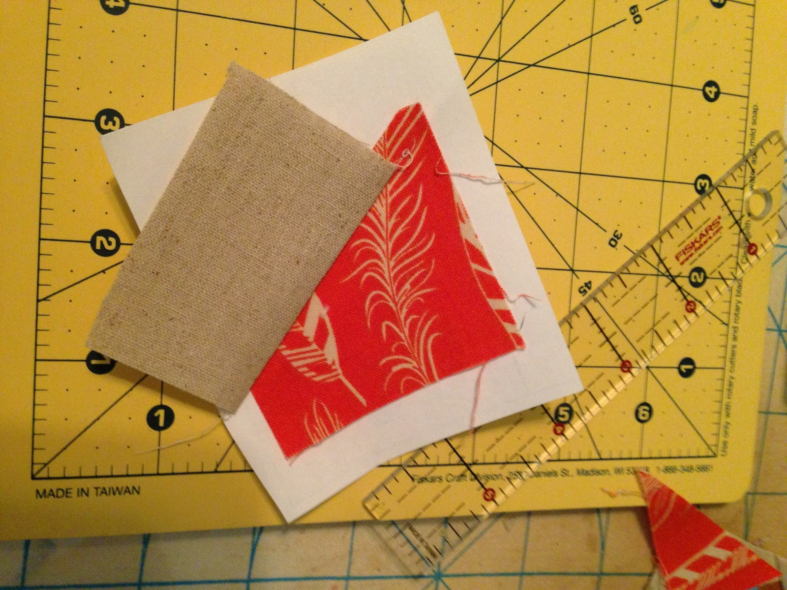 paper piecing video instructions