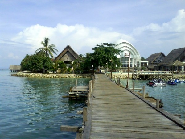 Sensasi Liburan Ekslusif ke Pulau Umang, Banten