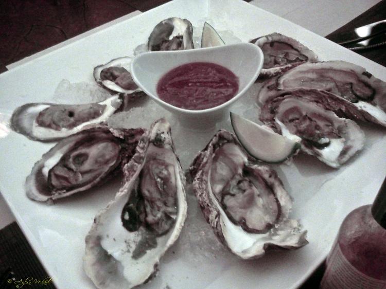 Fresh Oysters |