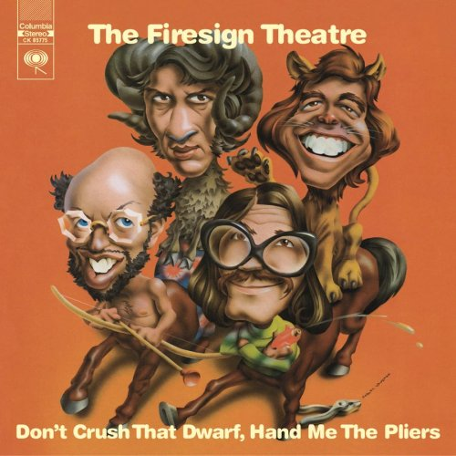 New World Notes: The Firesign Theatre