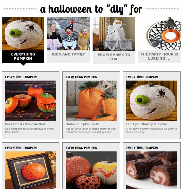 #DIY4Halloween - Scrappy Burlap Pumpkin Pillow