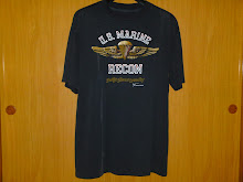Vtg U.S Marine RECON