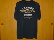 Vtg U.S Marine RECON