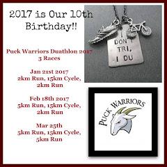 Puck Warriors Duathlon 2017