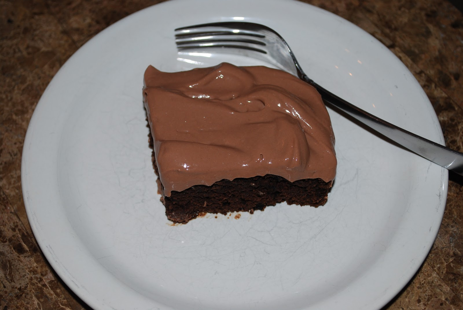 ... Kitchen: Vegan Chocolate Cake with Chocolate Frosting (Adonis Cake