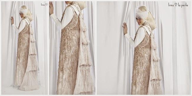 Gaun Muslim Wanita Pengantin Model Baru