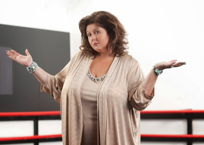 Abby Lee Miller star of Dance Moms on Lifetime