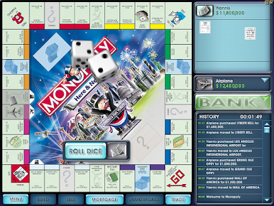 game monopoly