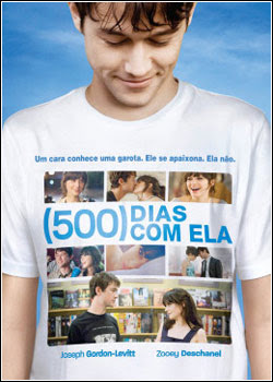 Download - 500 Dias com Ela DVDRip - AVI - Dual Áudio