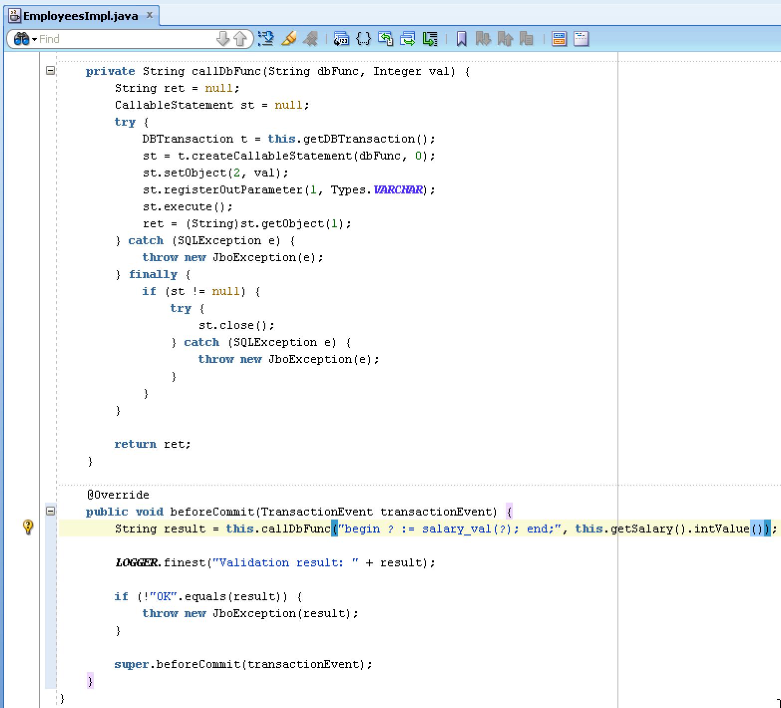 function pl sql: