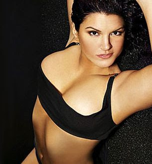 Gina carano bikini pics older mature pussy