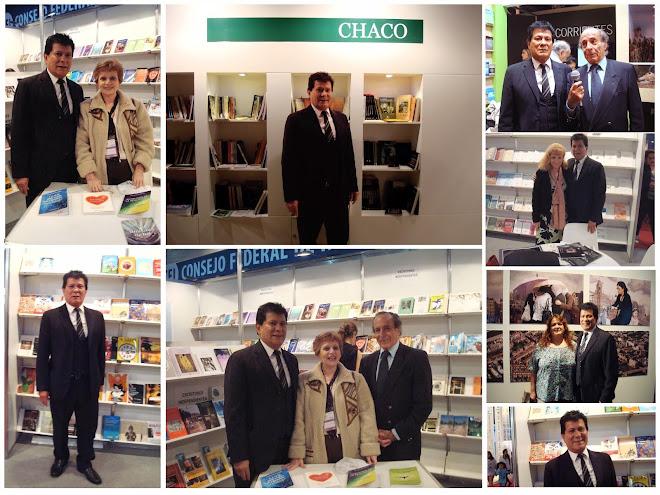 En la Feria del Libro 2013 - Stand de la SADE