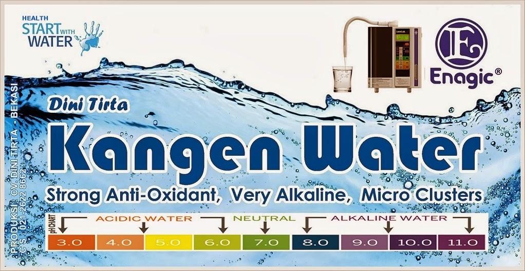 KANGEN WATER JAKARTA