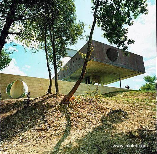 Maison Bordeaux obra de Rem Koolhaas